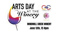 Arts Day at Windmill Creek Winery