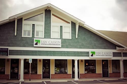 The Ocean City Faw Casson Office