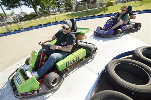 BULLIT - Perfect for Racing! FAST KARTS & TIGHT TURNS!