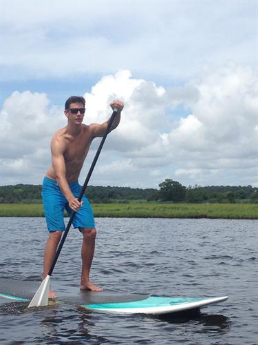 Salt Marsh Stand up Paddle
