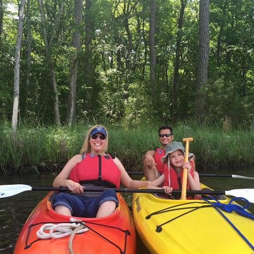 Father's Day Paddle