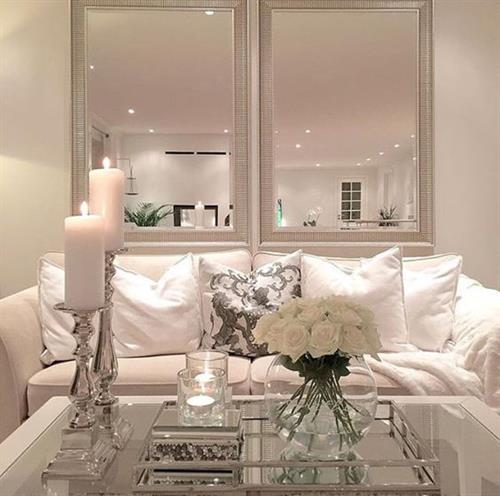 Mirror, Mirror... We have great unique accessories to finish every room!