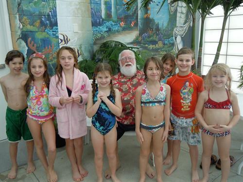 Ocean Pines Md >> Swim with Santa - Dec 9, 2017 - Ocean City MD Chamber of Commerce