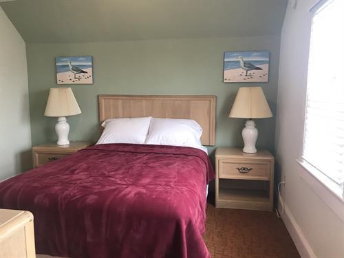2 BR APT - Bedroom 1