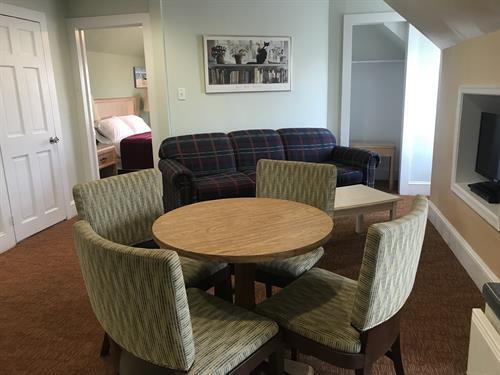 2 BR APT - Dining Room
