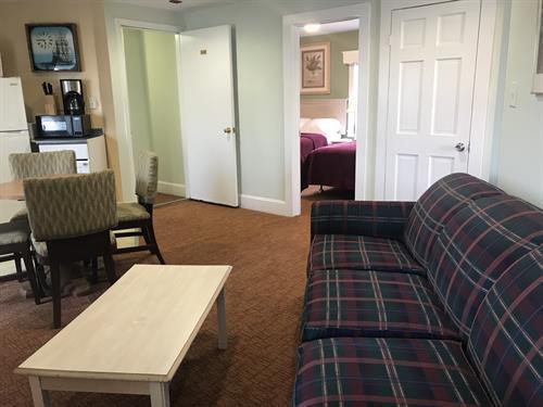 2 BR APT - Sitting Room