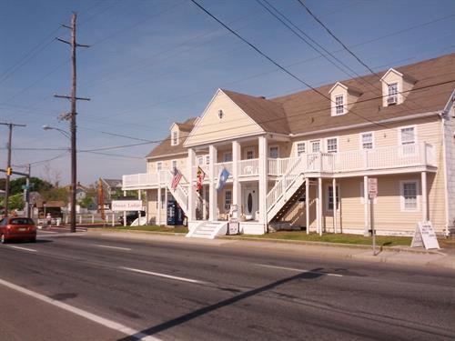 Ocean Lodge Hotel - Street View