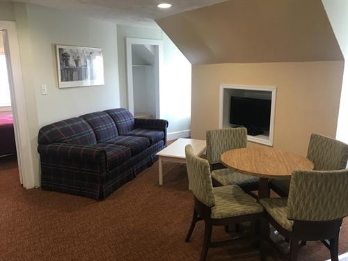 2 BR APT - Living Room