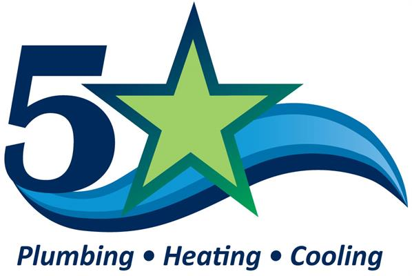 5 Star Plumbing, Heating, Cooling