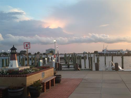 So come join us for your stay on the water in a special town that hosts perfect sunsets at the end of every day.