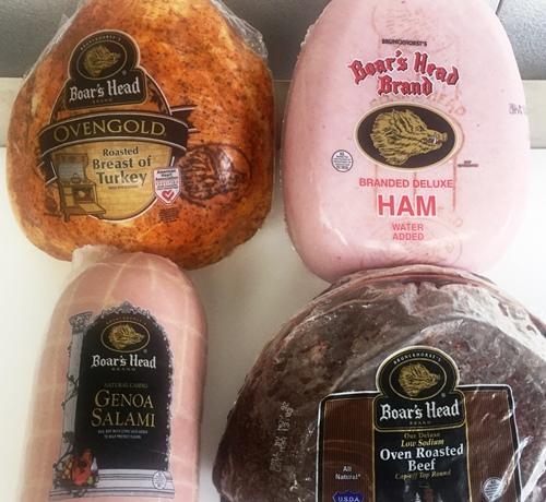Boar's Head Deli Meats