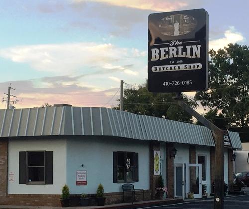 Berlin Butcher Shop