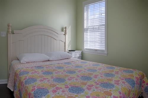 Bungalow 8 ~ Bedroom with 1 Queen Bed