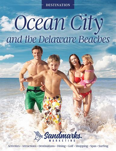 Destination Ocean City and the Delaware Beaches 2019 edition