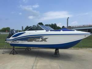 2018 Starcraft Marine 230 SCX EXT