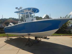 2019 Sea Pro Deep V 239