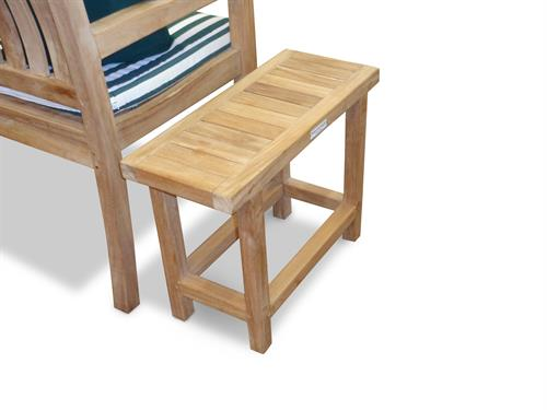 "24"" x 10"" Fenwick Side Table/ Or Shower Bench"