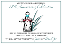 Atlantic General Hospital's 28th Anniversary Celebration
