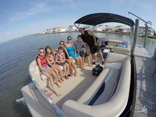 Top Quality Pontoon Boats
