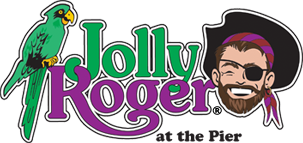 Jolly Roger Amusement Parks at The Pier