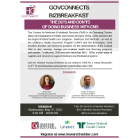 GovConnects BizBreakfast: The Do's and Don'ts of Doing Business with CMS