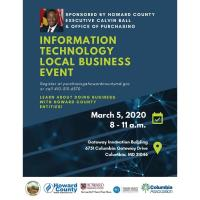 Information Technology Local Business Event
