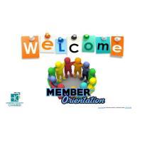 Member Orientation - Webinar