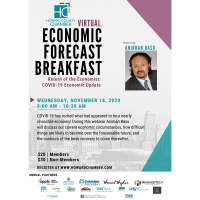 Economic Forecast Breakfast: Return of the Economist: COVID-19 Economic Update