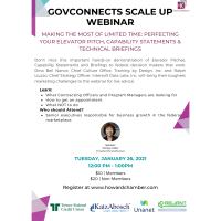 GovConnects Scale Up