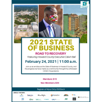 2021 State of Business: Road to Recovery - VIRTUAL