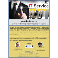Ask the Experts [5.12.21]  Is Your Technology Really Keeping You Safe?