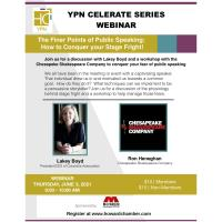 YPN Celerate Series [6.3.21] VIRTUAL