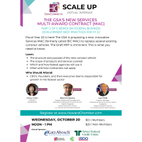 GovConnects Scale Up [10.20.21]