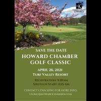 2021 Howard Chamber Golf Classic