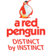 A Red Penguin