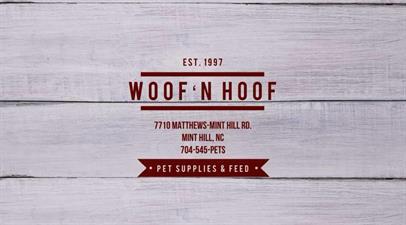 Woof N Hoof