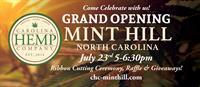 Grand Opening & Ribbon Cutting for Carolina Hemp Company - Mint Hill