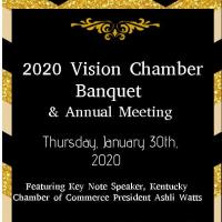 2020 Vision Banquet and Annual Meeting