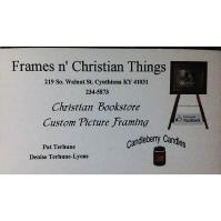 Frames n Christian Things - Cynthiana