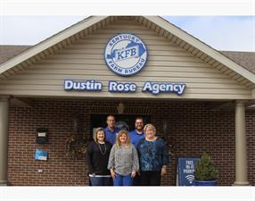 J. Dustin Rose Agency, Kentucky Farm Bureau Insurance