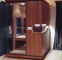 Enjoy our infrared sauna