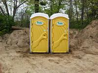 The Working Frog Portable Toilet