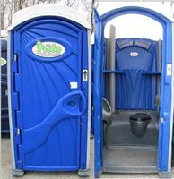 The Party Frog Portable Toilet
