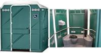 The Bullfrog Portable Toilet