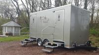 Cellar Luxury Restroom Trailer