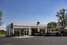 Round Barn Filling Station