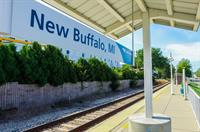 Union Station to New Buffalo in less than an hour!
