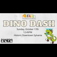 Sylvania Fall Festival Dino  Dash