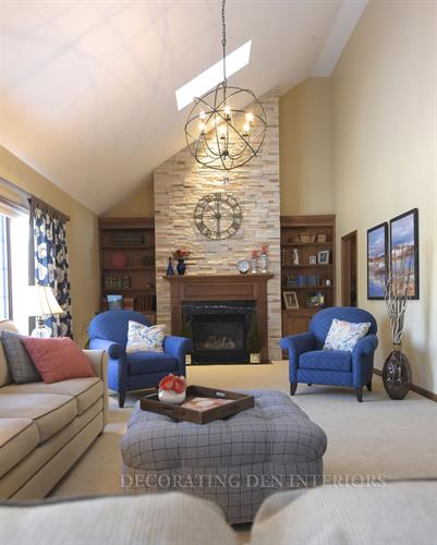 Family Room - Close Up