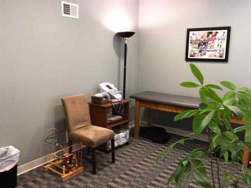 Elecrtical Stimulation Room